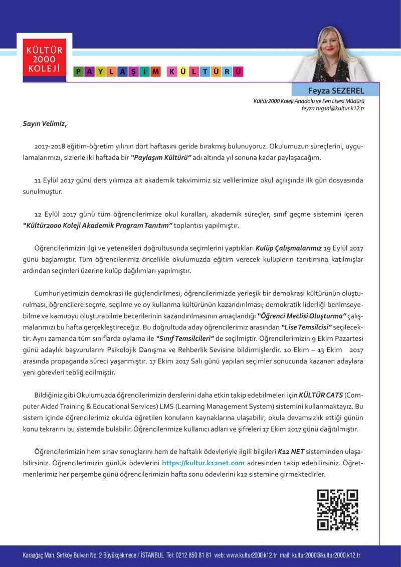 9958261ace6 Kültür2000 Koleji-PAYLAŞIM KÜLTÜRÜ - 1